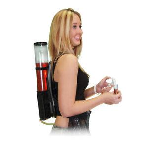 Backpack Drinks Dispenser | 3ltr Beer Dispenser, Alcohol, Party, Event Backpack