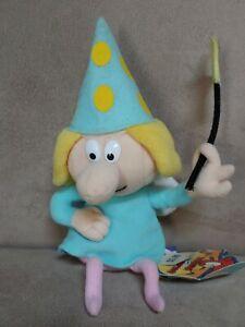 "Fractured Fairy Rocky & Bullwinkle Friends CVS Stuffins 1999 Stuffed Plush 8"""