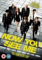 Now You See Me DVD Nuevo DVD (SUM51692)