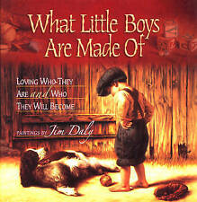 Good, WHAT LITTLE BOYS ARE MADE OF, DALY JIM, Book