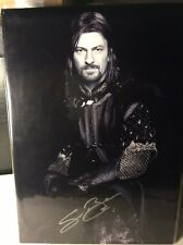 Sean BEAN Signed Autograph Huge 18x12 Boromir Lord of the Rings Photo AFTAL COA