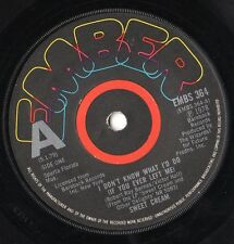"""Sweet Cream - I Don't Know What I'd Do 7"""" Single 1978"""