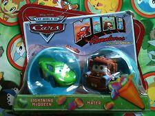 Disney Pixar World Cars Lightning McQueen Mater Mini Easter egg Holiday Original