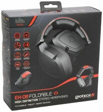 Gioteck EX-06 Wired Foldable High Definition Stereo Headphones - PS4