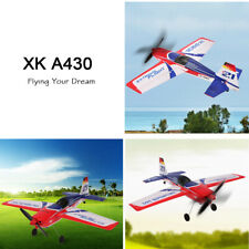 XK A430 2.4G 5CH Brushless Motor 3D/6G Mode System RC Airplane EPS Aircraft B6N1