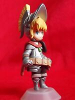 "FINAL FANTASY lII KNIGHT 2.8"" 7cm SOLID PVC Trading Arts mini FIGURE / UK DSP"