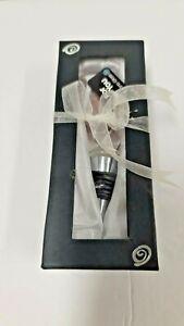 Murano Glass Bottle Stopper Airtight Silicone Seal