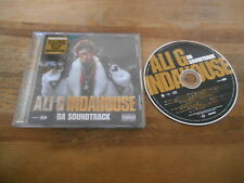 CD OST Soundtrack - Ali G Indahouse (23 Song) ISLAND UNIVERSAL jc