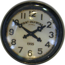 1 inch Crystal Dome Button Clock Face #4 FREE US SHIPPING