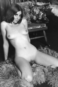 Vintage 1960's Art photography Nude Woman 4X6 Photo Model Pin Up  51268105109