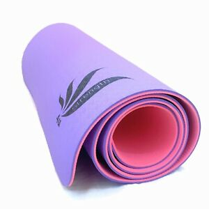 Exercise Yoga Mat - Free straps and bag