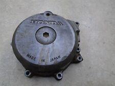 Honda 250 XR XR250R XR250-R Used Engine Left Stator Cover 1990 HB304