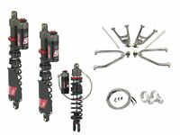 LSR Lone Star DC-4 Long Travel A-Arms Elka Stage 5 Front Rear Shocks Kit TRX250R