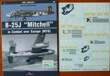 """*B-25J """"Mitchell"""" in Combat over Europe (MTO) - Kagero + Free decals !!"""