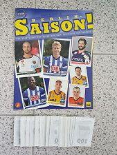 Berlin - Saison 2013-2014 - Leeralbum + kompletter Stickersatz