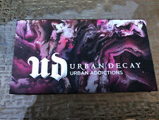 Urban Decay Urban Addictions Travel Size Eyeshadow Palette w/ Double Ended Brush