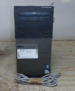 Dell Optiplex 390 D12M Tower PC Pentium G850 2.9Ghz 2GB 500GB