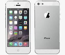 Apple iPhone 5S 32 GB Silver 6 Months Warranty