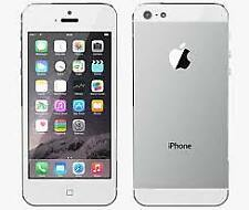 Apple iPhone 5S 16 GB Silver 6 Months Warranty