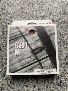 Guideline Fliegenschnur Fario #7 Neu