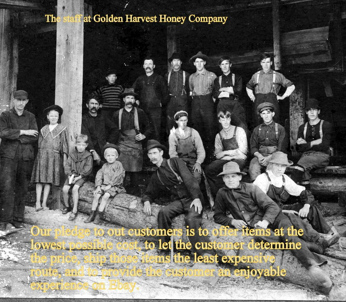Golden Harvest Honey Company