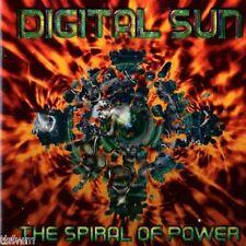 Digital Sun - The Spiral Of Power - CD Album - GOA TRANCE