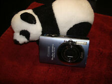 Canon PowerShot SD1100is 8.0MP Blue