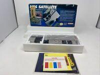 Nes Satellite Nintendo Wireless Adapter Controller Complete CIB Great Condition