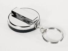 Key-Bak USA comercial clave Carrete. cinturón. cadena De Acero. 600 mm de largo alcance.