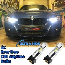 NEW x2pc PW24W  LED Bulbs for DRL BMW 3 Series F30 Daytime Running Light Canbus