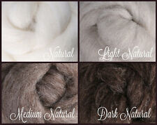 Ashford Corridale ALL NATURALS Palette, Wool Roving, Needle Felting, Spinning