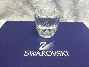Swarovski Crystal Cigarette Holder 7463062000 010177. Retired 1990. MINT