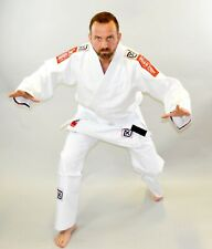 "Brazilian Jiu Jitsu Anzug ""PHOENIX BJJ GRAB'N FIGHT"" BJJ Gi weiss Gr.200"
