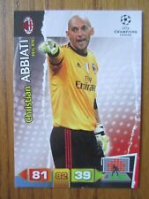 Panini Champions League 2011/12 - 9 AC Milan cards