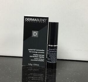 Dermablend Quick Fix Concealer LIGHT 30C 0.16 OZ NIB