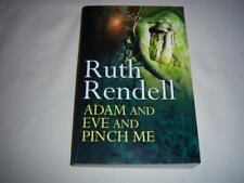 Adam and Eve and Pinch Me By Ruth Rendell Book