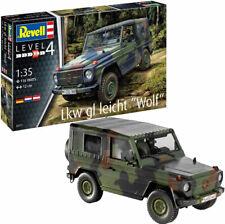 """REVELL LKW GL Leicht """"Wolf"""" 1:35 Military Model Kit 03277"""