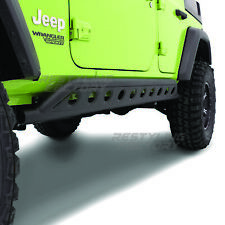 Body Armor Rock Crawler Rocker Guard Slider for 18-19 Jeep Wrangler JL 4 Door