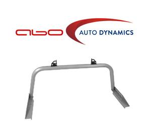Dee Zee For 99-18 Chevrolet Silverado/ GMC Sierra Silver Rear Cab Rack #DZ95054R