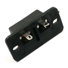 2Pcs Push Type Speaker Terminals Board Connector 38x19mm 2Pin WP2-3B SS