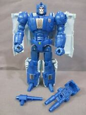 "Transformers Titans Return ""SCOURGE"" Deluxe Class Headmaster complete 2017"