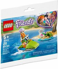 LEGO 30410 FRIENDS Mia's Water Fun JET SKI Turtle Shell - New in Sealed Polybag