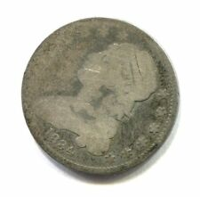 1834 Capped Bust Silver Quarter Dollar O over F
