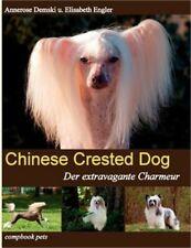 Chinese Crested Dog (Paperback or Softback)