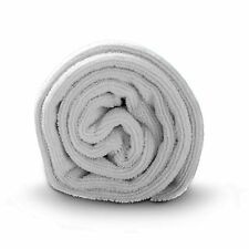 Microfiber Hair Towel For Drying Curly Long & Thick Hair Large 20 x 40 Gray NEW