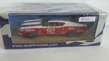 FORD TORINO WINNER PIKES PEAK 1969 FORD TORINO SPARK 1:43 CAR RACING