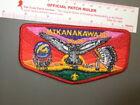 Boy Scout OA 101 Mikanakawa flap 9812BB