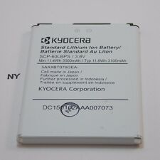 Working SCP-60LBPS Battery Kyocera Brigadier E6782 Verizon Phone OEM Part #863
