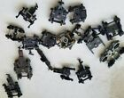 HO model lot of vintage wheels and trucks(10+) lot metal and other erwe33