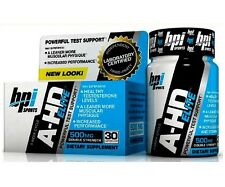 Bpi A-HD ELITE Testosterone Booster PCT 30 caps BUILD MUSCLE - 2 X STRENGTH